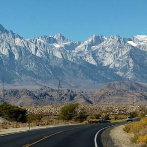 Fall Road Trip: US Highway 395 & June Lake Loop - With Educational Links & Travel Tips