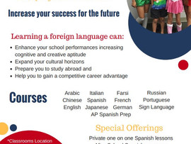International Language School for Children & Adults - Claremont, CA