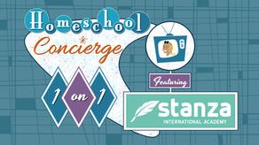 Homeschool 1-on-1: Stanza International Academy - Live Webinar - August 21, at 10:00 AM