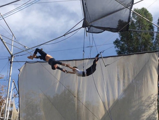 Trapeze Classes - Escondido, CA