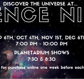Science Night at the Museum - Modesto, CA