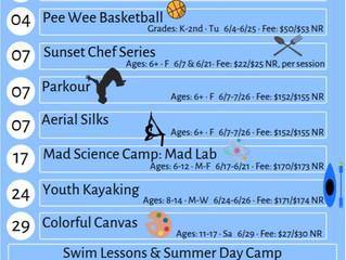 Summer Programs - Orangevale, CA