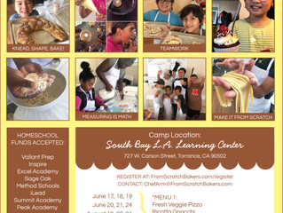 Summer Baking Camp - Torrance, CA