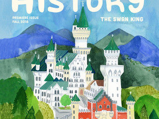 Honest History Magazine for Ages 6-12yrs - Subscription