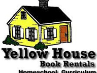 Yellow House Book Rentals & Affordable Homeschool Curriculum
