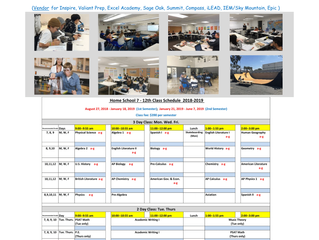 3-Day Weekly High School Program - Costa Mesa (outdated program - contact for updated information)