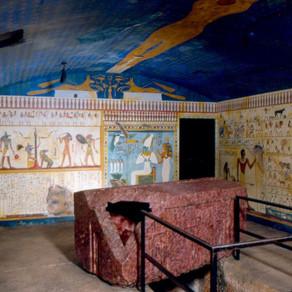 Tour an Egyptian Tomb - San Jose, CA
