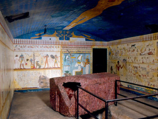 Tour an Egyptian Tomb - San Jose, CA