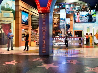 *CLOSED* Guinness World Record AND Hollywood Wax Museum - Los Angeles, CA
