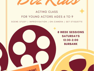 Acting Classes - Burbank, CA