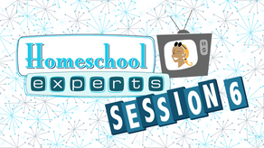 Homeschool Experts - Session 6 - Live Q&A With Long Time Homeschool Parents