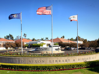 *CLOSED* Nixon Library/Apollo 11 Exhibit