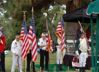 Veterans Day Program - Lake Forest, CA