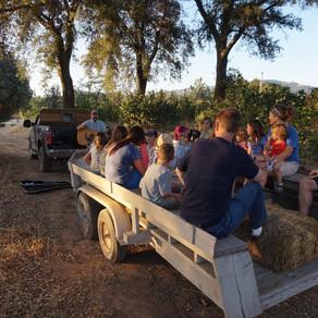 *CLOSED* California History Overnight Adventure at Fort Cross - San Ysabel, CA