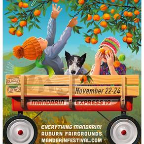 Mandarin Festival - Auburn, CA