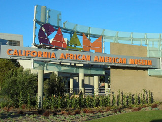 *CANCELED* California African American Museum