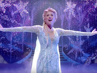 *CLOSED* FROZEN, The Broadway Musical - Los Angeles, CA