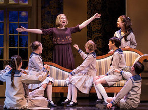 *CLOSED* Sound of Music at the Granada Theatre - Santa Barbara, CA