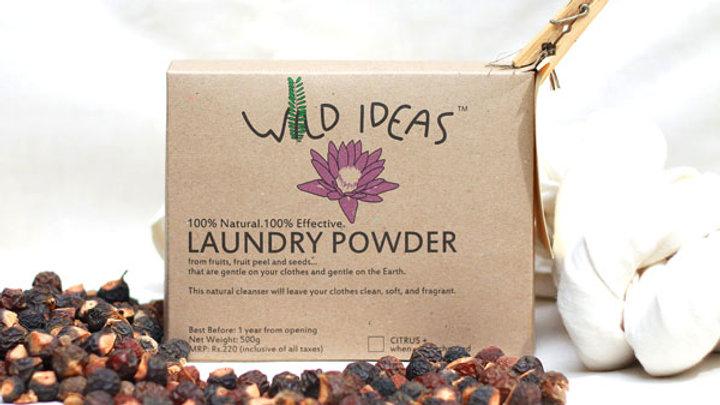 Laundry Powder - Wild Ideas