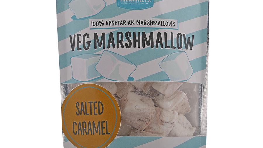 Vegan Marshmallow Salted Caramel 175g