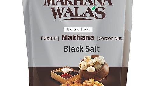Makhana Walas - Black Salt
