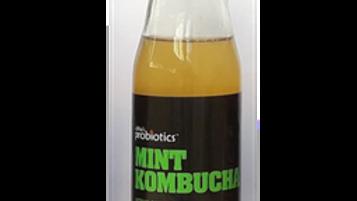 Abha's Probiotics : Mint Kombucha