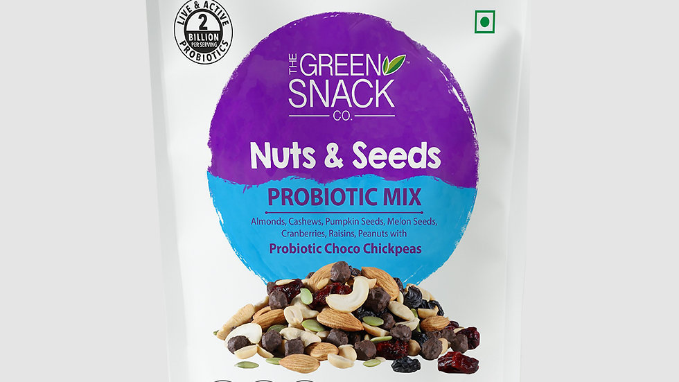 Gsc nuts & Seeds Probiotics Mix