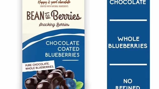 Bean To  Berries - Blueberries