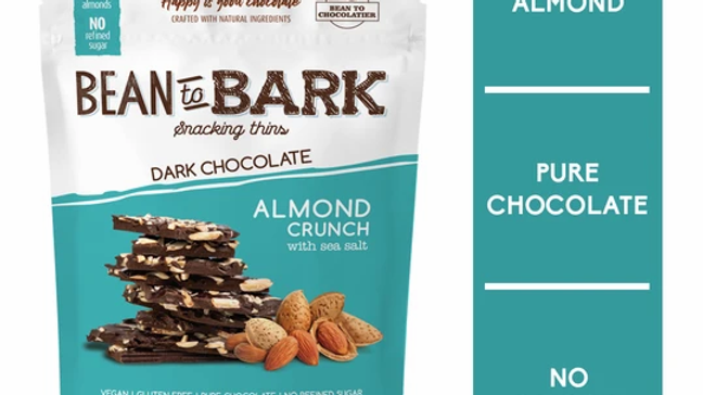 Bean To Bark - Almond Crunch