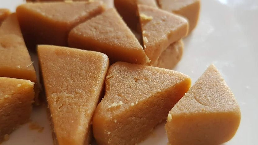 Vijay sweets - Mysorepak