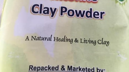Auro Biotech - Bentonite Clay Powder