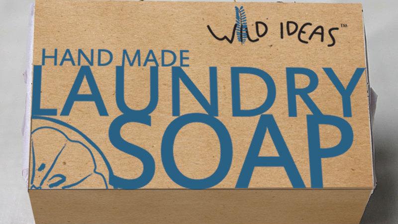 Laundry Soap - Wild Ideas