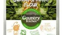 Country Kitchen - Quinoa Spinach Flour