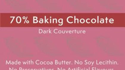 Kocoatrait 70% Baking chocolate