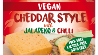 Sheese - Cheddar Style with jalapeno & chilli