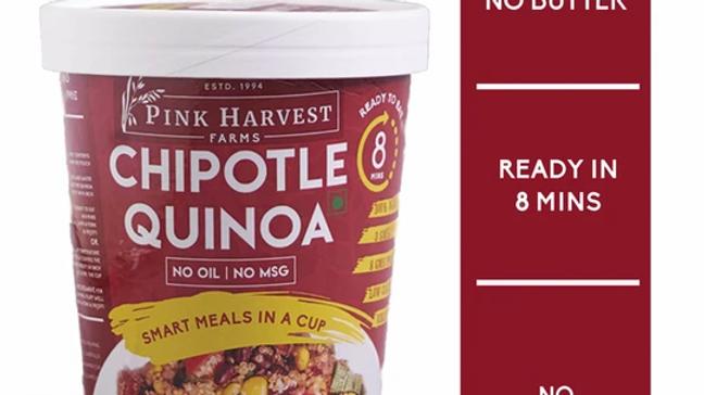 Pink Harvest - Chipotle Quinoa