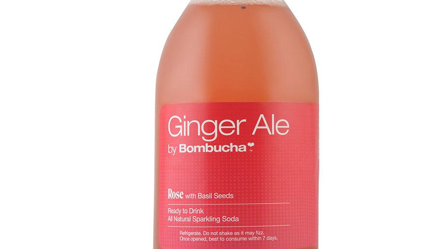 Bombucha - Rose Ginger Ale