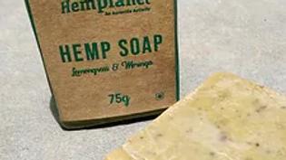 Hemplanet - Hemp Shampoo Bar