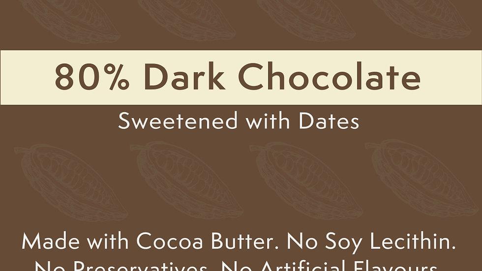 Kocoatrait 80% Dark Chocolate