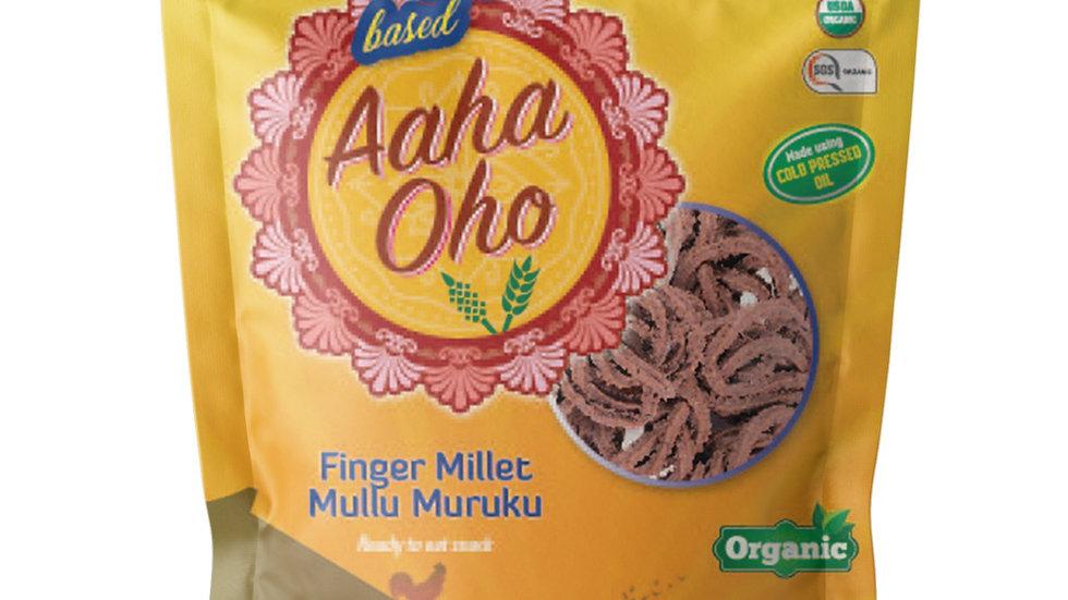 Aaha Oho - Finger Millet Mullu Muruku