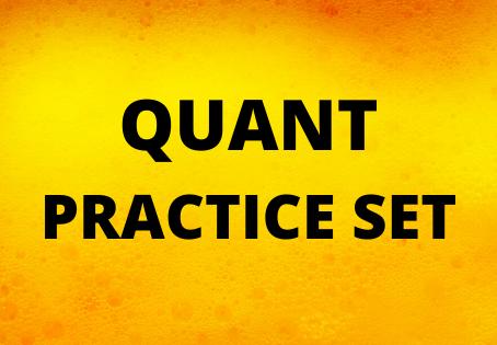 17th Feb 2020 Practice Set
