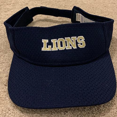 Lions Visor