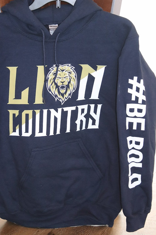 Lion Country Hoodie