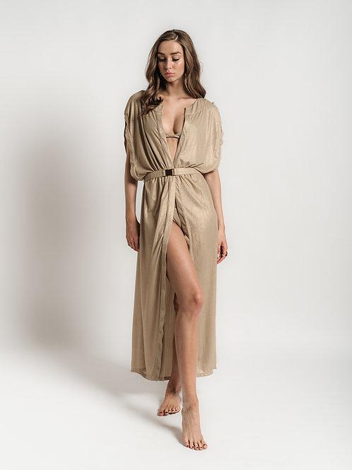 Golden Goddess Kimono