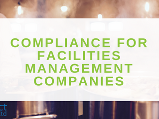 Compliance for Facilities Management Companies