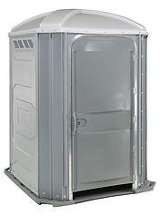 portable toilet