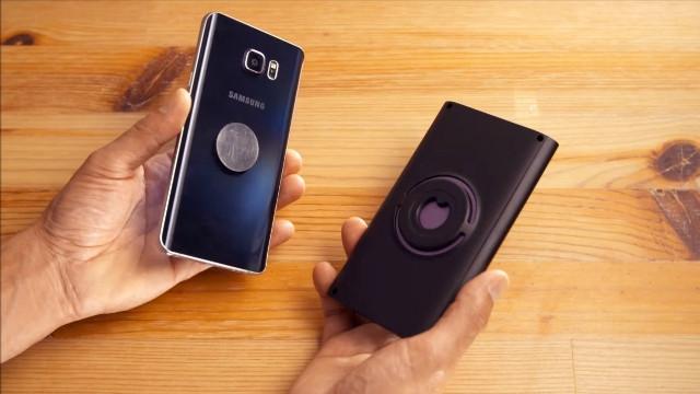 Este dispositivo se conecta a tu teléfono para permitirte ver a través de las paredes