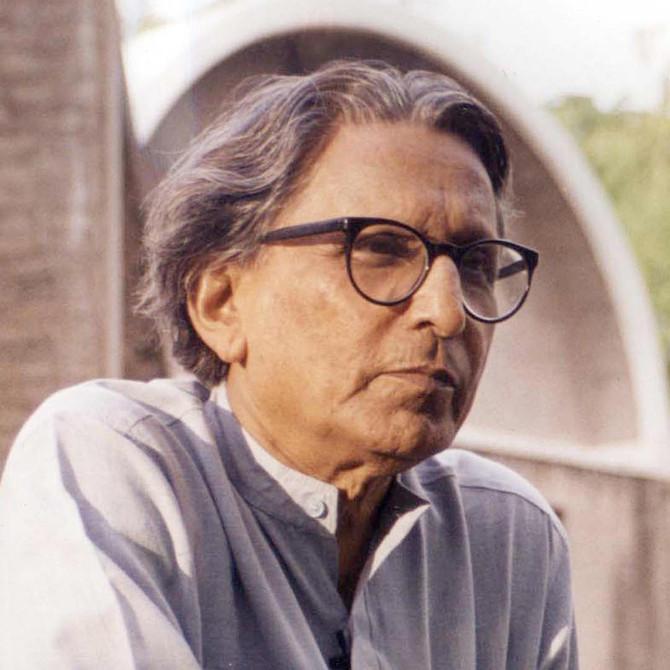 Balkrishna Doshi gana el premio Pritzker, considerado el Nobel de arquitectura