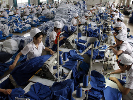 The Garment Production Process
