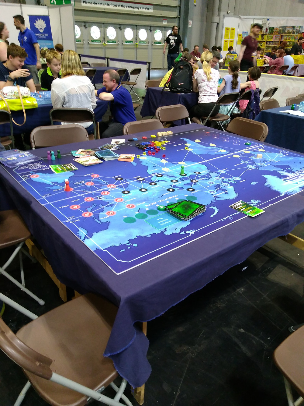 Ginormous Pandemic!